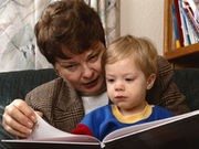 parent and child read